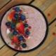 Тонкости и примеры украшения торта ягодами