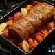 Тонкости приготовления свиной грудинки в духовке