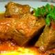 Тушеная говядина: секреты выбора мяса и его приготовления, рецепты