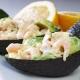Варианты блюд из авокадо и креветок