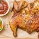 Что такое цыпленок табака и почему блюдо так называется?