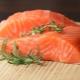 Что такое дефростированный лосось?