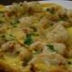 Как готовить омлет с цветной капустой?