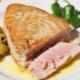 Как приготовить филе тунца в духовке?