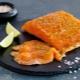 Как приготовить слабосоленый лосось в домашних условиях?