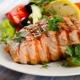 Как вкусно приготовить филе семги?