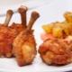 Как вкусно приготовить куриные ножки во фритюре?