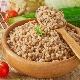 Калорийность и пищевая ценность вареной гречки на воде