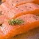 Калорийность лосося, приготовленного разными способами