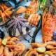 Морепродукты: разновидности и рекомендации по употреблению