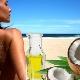 Особенности применения кокосового масла от солнечных ожогов