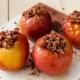 Польза, вред и калорийность печеных яблок