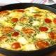 Рецепты омлета с овощами на сковороде