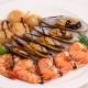 Рецепты приготовления холодных и горячих закусок из морепродуктов