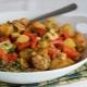 Рецепты приготовления индейки с овощами в мультиварке