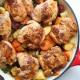 Рецепты приготовления куриных бедер на сковороде