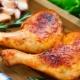 Рецепты приготовления куриных окорочков на сковороде