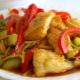 Рецепты приготовления рыбы с овощами