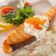 Рецепты приготовления семги в сливочном соусе