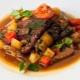 Рецепты приготовления тушеной индейки с овощами