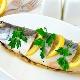 Рецепты запеченной в духовке скумбрии с лимоном