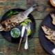 Сибас на гриле: калорийность и приготовление блюда