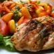 Состав и калорийность запеченной куриной грудки