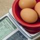 Вес куриного яйца в зависимости от категории