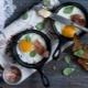 Яичница-глазунья: рецепты приготовления и правила употребления по этикету