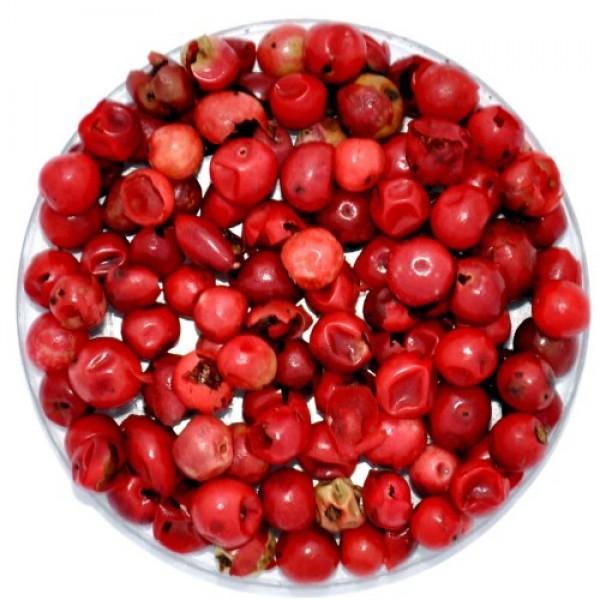 красный перец горошком фото
