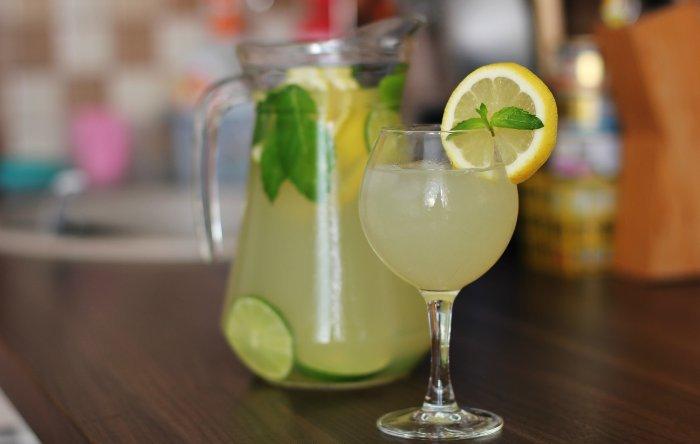 Как сделать лимонад с лайма - Салон красоты