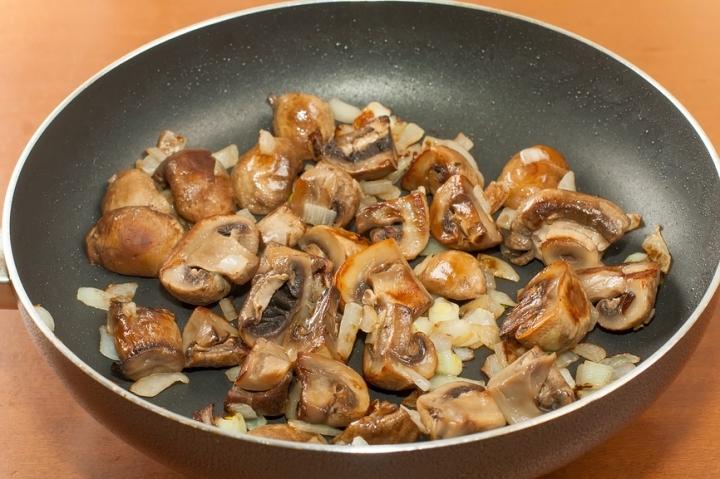 Как жарить белые грибы рецепты