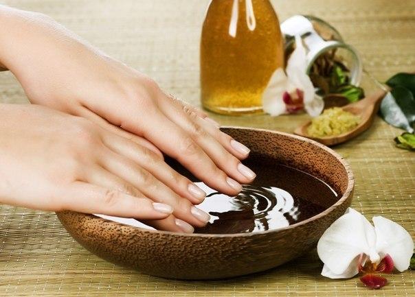 Кунжутное масло для ногтей
