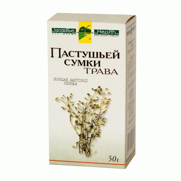 561fd65992de Пастушья сумка: полезные и лечебные свойства, противопоказания и ...