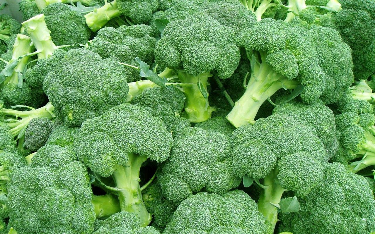 Капуста брокколи варёная калорийность, полезные свойства, польза.