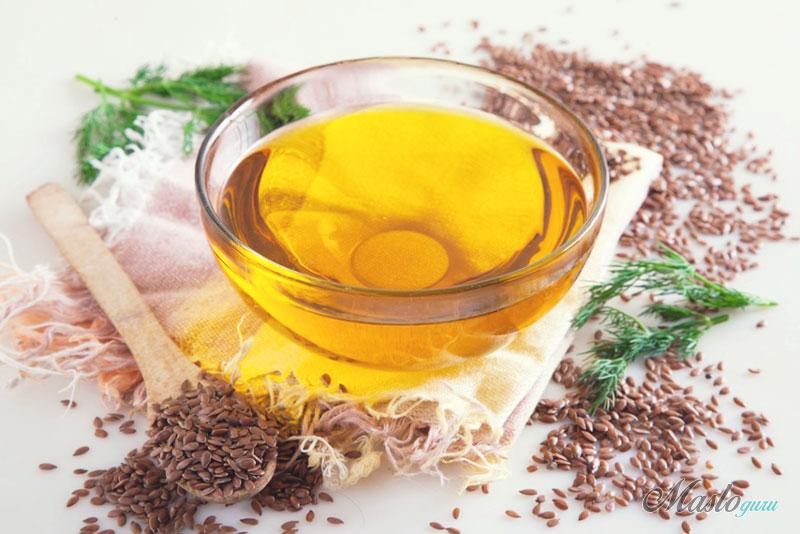 Льняное масло для похудения как принимать утром