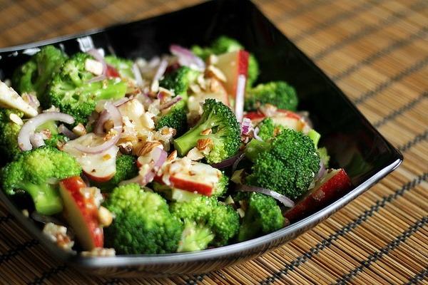Блюда из брокколи на сковороде