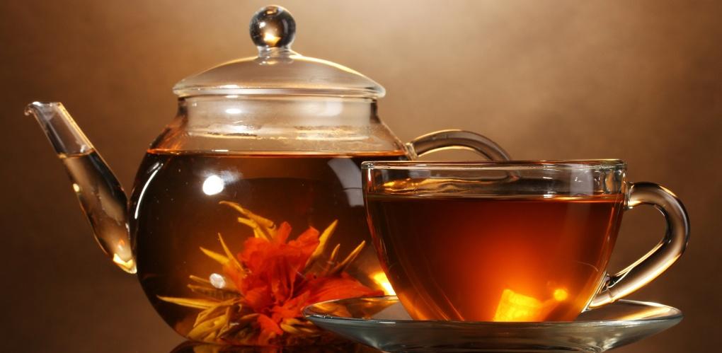 Чай с коньяком при простуде