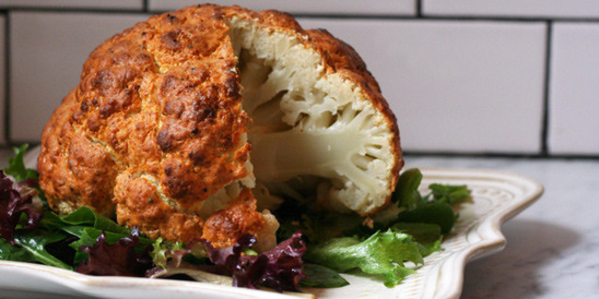 Как приготовить цветную капусту вкусно в духовке пошаговый рецепт 🍓