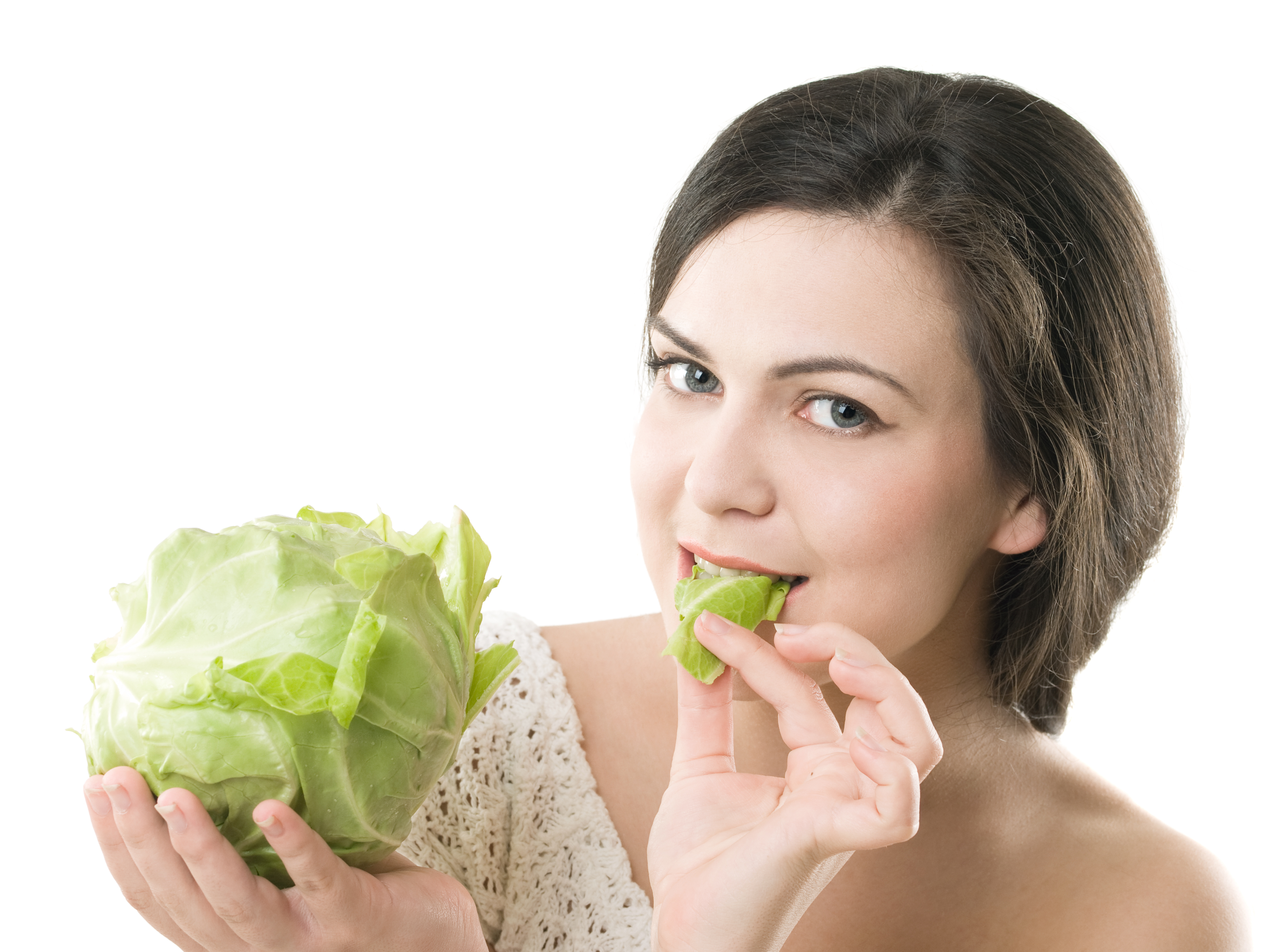 Вред от капустной диеты