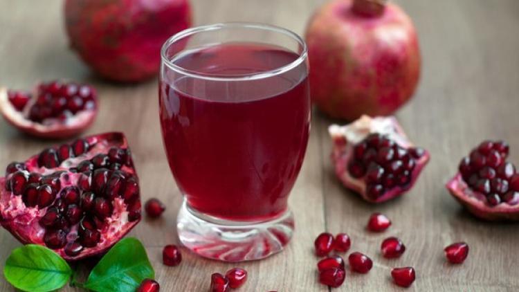 Как лучше пить гранатовый сок