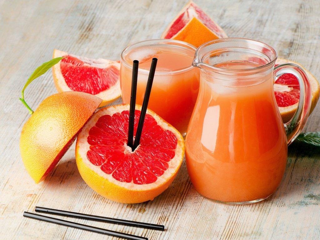 Грейпфрутовый сок польза и вред для организма
