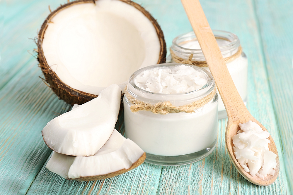 кокосовое масло красивая картинка охоты