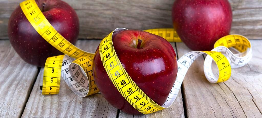 на каких яблоках лучше худеть