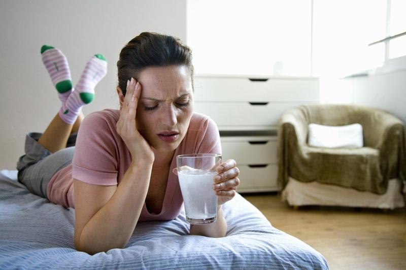 Можно ли пить молоко с похмелья