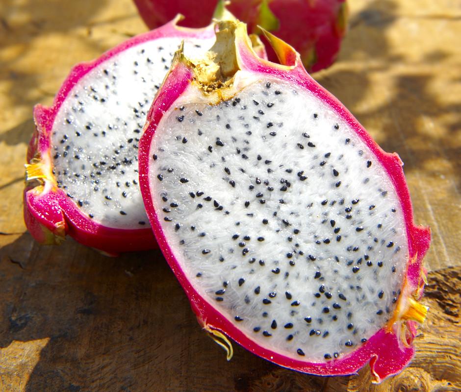 Картинки экзотические фрукты питахайя как есть и какой на вкус