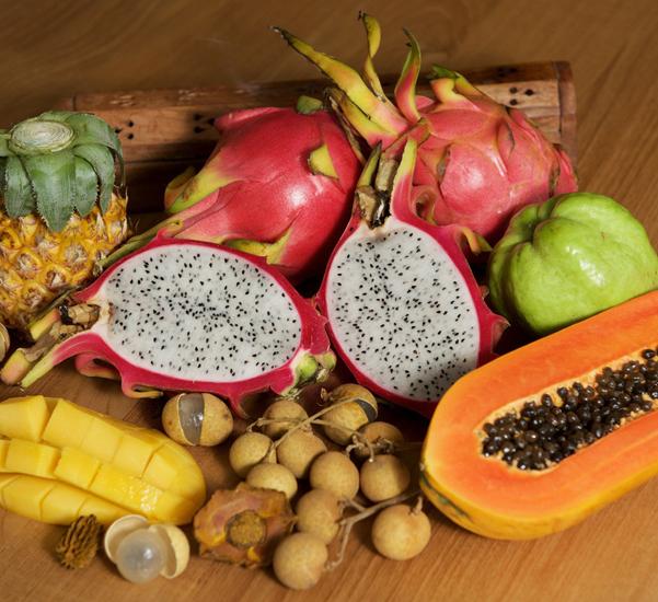 Фрукты Вьетнама (41 фото): вьетнамские фрукты с названиями и описанием. Какие можно привезти в сентябре?