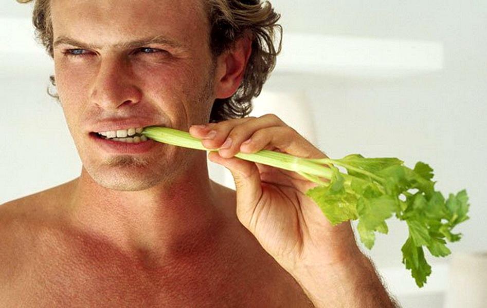 Польза сельдерея для мужчин