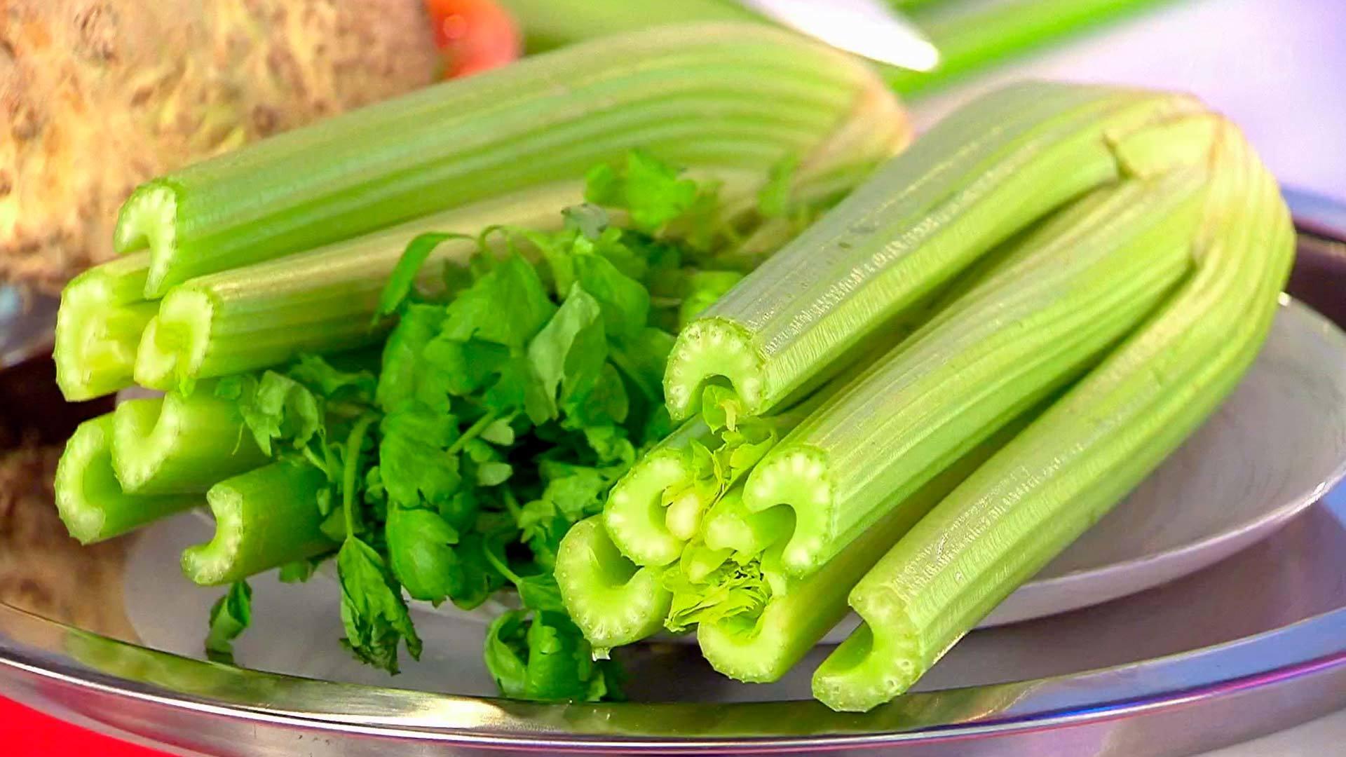 Калорийность сельдерея, его витаминный состав и полезные свойства картинки