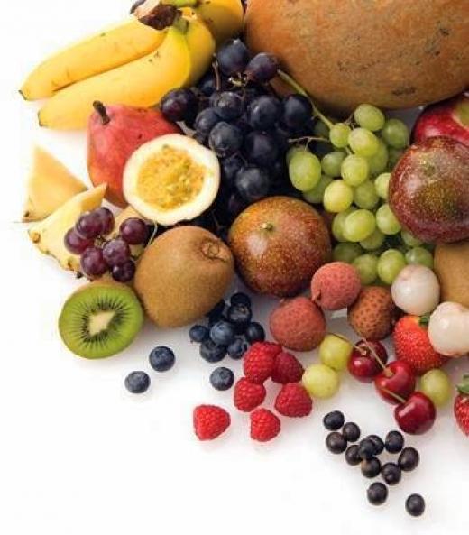 Овощи богатые клетчаткой список